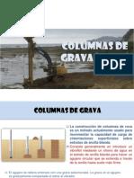 Columnas de Grava - Pilotes de Cimentación de Arena