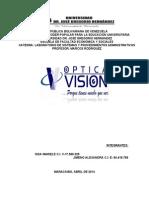 Optica Vision (Laboratorio de Sistemas y Procedimientos Admon) (1)
