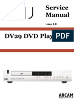 DV29 Service Manual Issue 1