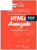 Guia Curso HTML5 Codigo Facilito