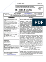 Sikh Bulletin May Jun 2014