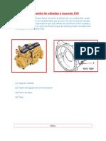 Calibración de Válvulas e Inyector EUI