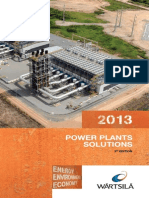 Power Plants Solutions 2013 3rd Edition