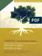 Conflictos Socioambientales. Políticas Públicas y Derechos