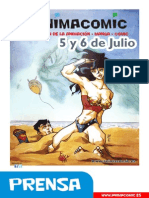 Dossier Animacómic 2014