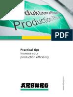 ARBURG Practical Tips 680810 en GB