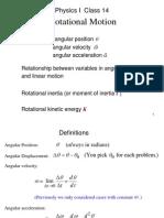 Lec14 Rotational Motion(7)