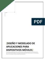 Diseño y Modelado de Aplicaciones Para Dispositivos Móviles