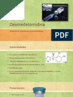 Dexmedetomidina