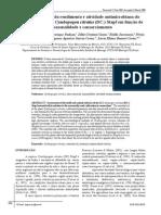 Determinação Do Rendimento e Atividade Antimicrobiana