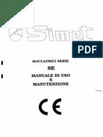 Manuale Uso e Manutenzione