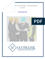 Brochure Javfrank Setiembre 2013 - Copia