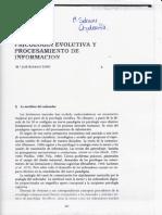 Cap9; Psicología evolutiva