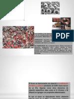 Presentación de Aceros WSL 2014
