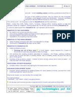 A Proposal to Vasanth & Co Jpj 20 Jan 13