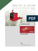 Manual de Usuario LINDE T30