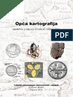 Opća Kartografija skripta