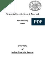 Financial Institution & Market Upload