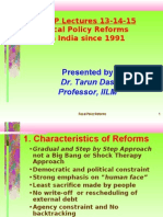 Fiscal Reforms in India by Tarun Das
