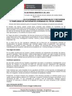 POLICÍA DESARTICULA 24 BANDAS DELINCUENCIALES Y RECUPERA 9 TONELADAS DE AUTOPARTES ROBADAS EL FIN DE SEMANA