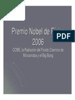 Premio Nobel de Fisica 2006.Ppt