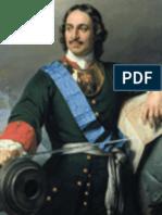 Un temible reformador Pedro I el Grande III