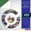 Agenda Politica de la Defensa 2014 - 2019