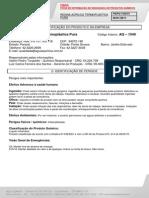 Ficha de Seguranca Aq 1540
