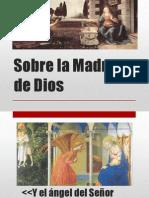 Clase la Virgen María