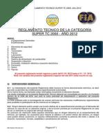 reglamentotecnicosupertc2000-2012