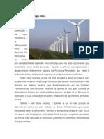 14-06-25 Importancia de La Energía Eólica