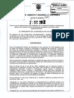DECRETO 2667 2012