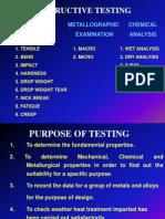 Destructive Testing1
