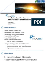 Raastech 2013 MOUS OFMW Infrastructure.v2-1