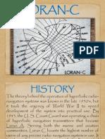 Hyperbolic Navigation System - LORAN