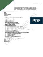 Guía Para Diseño y Operación de Almacén y Distribución de Diesel y Gasolinas