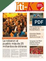 PolítiK N° 5 - Información desde el Poder Popular Venezuela