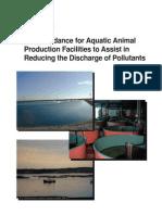 Aquacultura Regras Para Efluentes