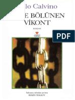 İtalo Calvino - İkiye Bölünen Vikont