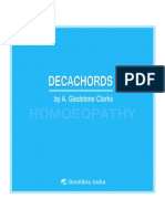 Decachords by a G Clarke