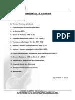 Consumiveis Asme Seção c Parte II