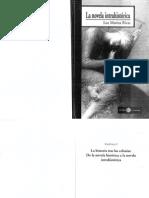 Rivas, Luz Marina - La Novela Intrahistórica