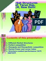 Managerial Economics- Market Structures