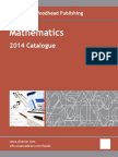 Mathematics Catalog