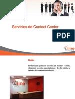 Presentacion I-Line de La Empresa