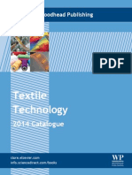 Textile Technology Catalog