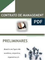 Contrato de Management