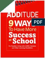 adhd add 9 ways
