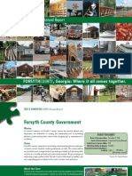 2013 Forsyth County Annual Report (Smaller File Size)