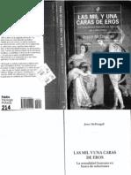 Las Mil y Una Caras de Eros Joyce McDougall